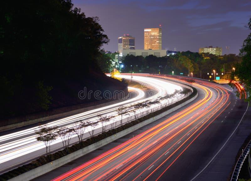 Greenville Carolina del Sur imagenes de archivo