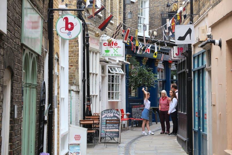Greenwich, Londen stock foto