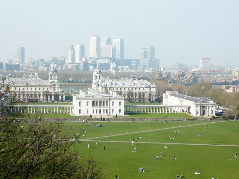 greenwich london стоковое изображение rf