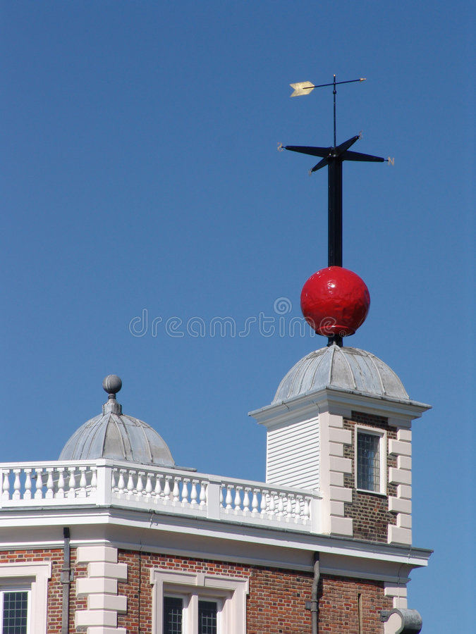 Free Greenwich Observatory England Royalty Free Stock Photo - 2351315