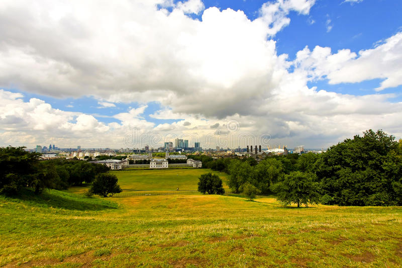 Download Greenwich park stock photo. Image of lawn, meadow, green - 17508118