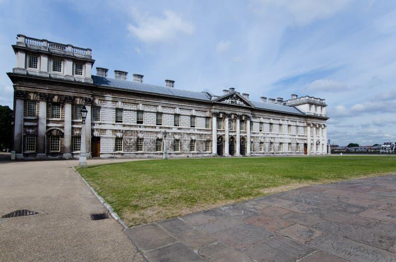 Greenwich University Campus, London stock photography