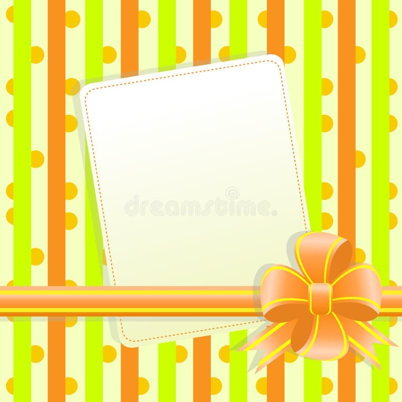 Free Greeting Background Stock Image - 24747181