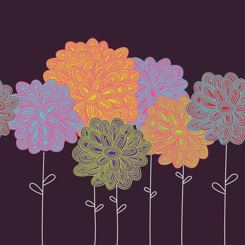 Greeting card vector illustration