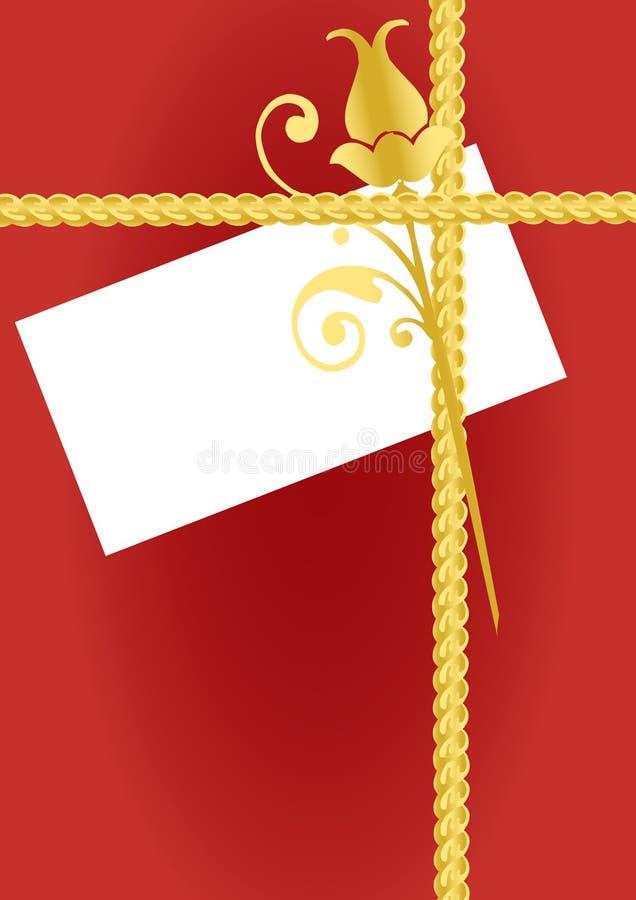 Greeting card stock illustration