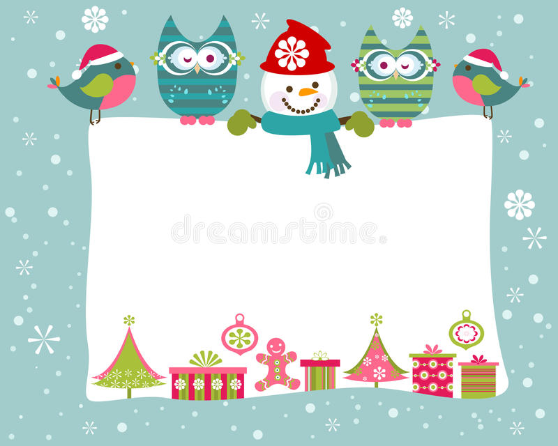 Download Greeting card stock vector. Image of stars, background - 28699631