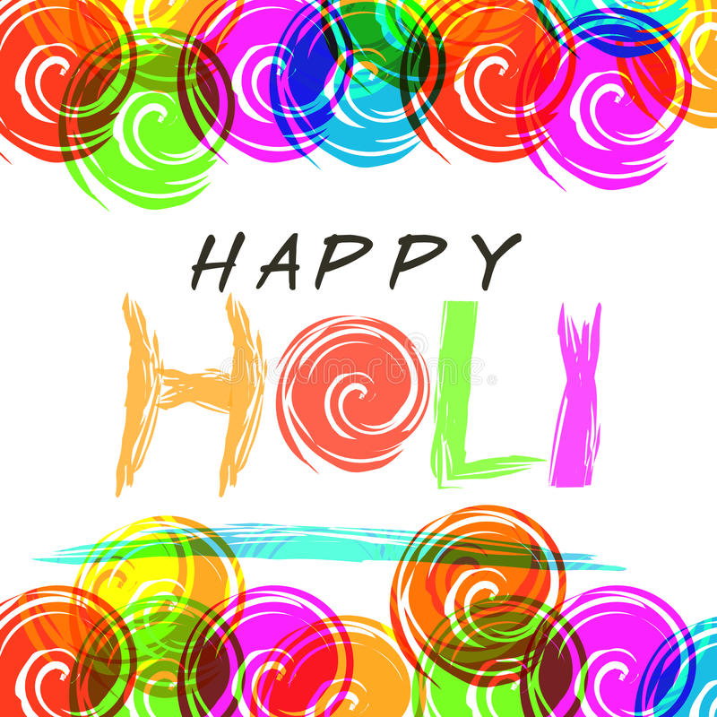 Greeting card design for happy holi stock illustration download greeting card design for happy holi stock illustration illustration of banner gulal m4hsunfo