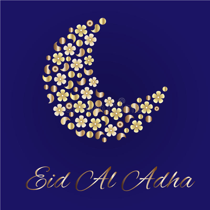 Greeting card for eid al adha stock vector illustration of islamic download greeting card for eid al adha stock vector illustration of islamic celebration m4hsunfo