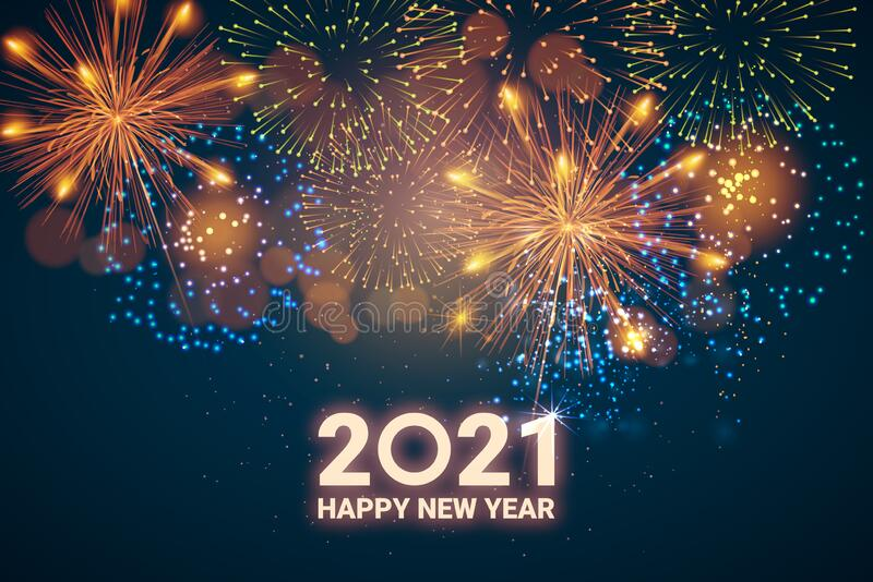 12+ Happy New Year 2021 Wallpaper