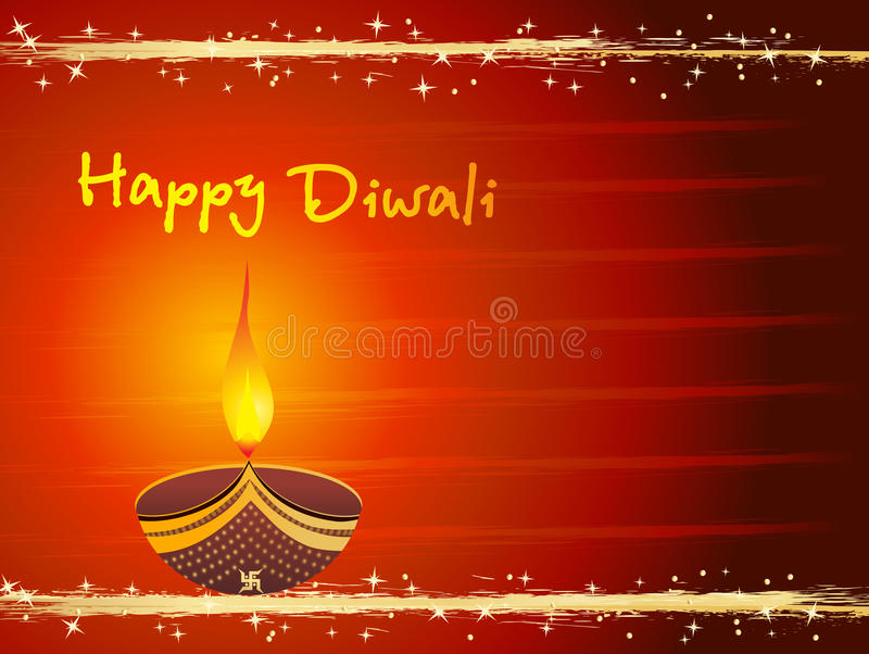 Download Greeting Card For Isolated Diwali Card Royalty Free Stock Image - Image: 21223616