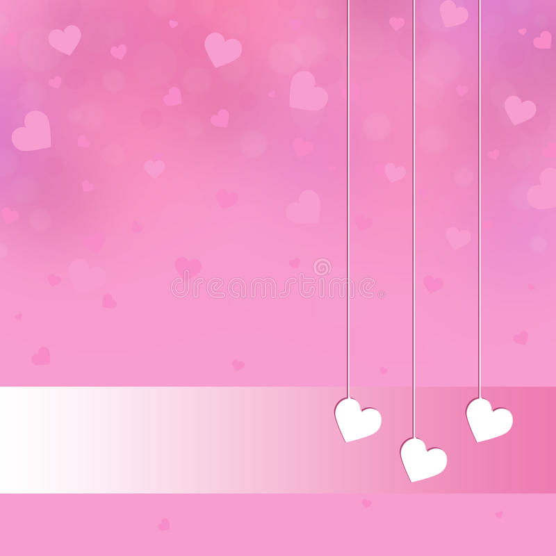 Download Greeting Card For Valentine's Day Stock Illustration - Illustration of feeling, card: 29083108