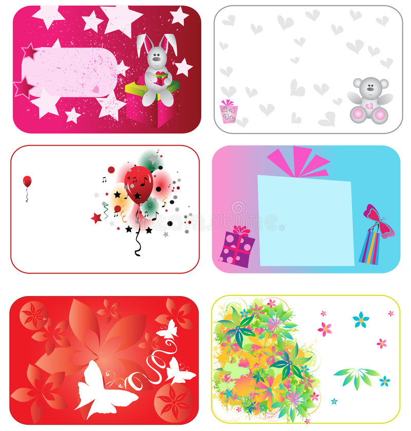 Download Greeting Cards Royalty Free Stock Photo - Image: 5916065