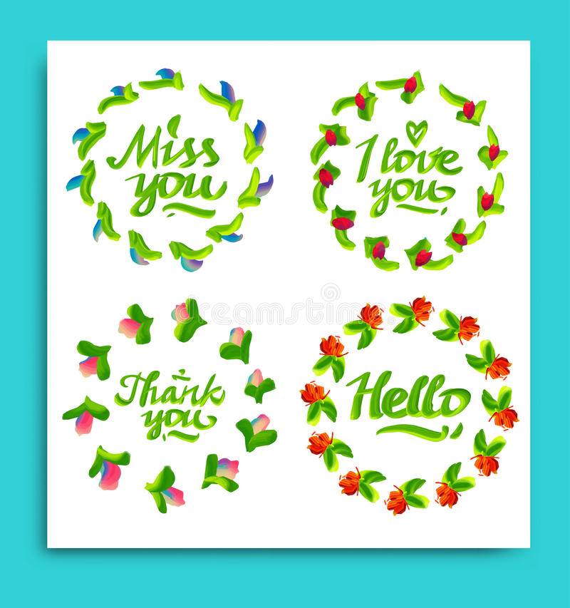 Greeting cards for different occasions everyday stock vector download greeting cards for different occasions everyday stock vector illustration of hello apology m4hsunfo