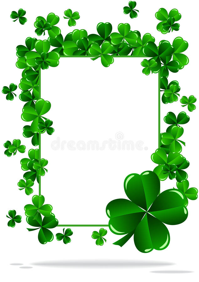 Download Greeting Cards St Patrick Day Stock Vector - Image: 23008474