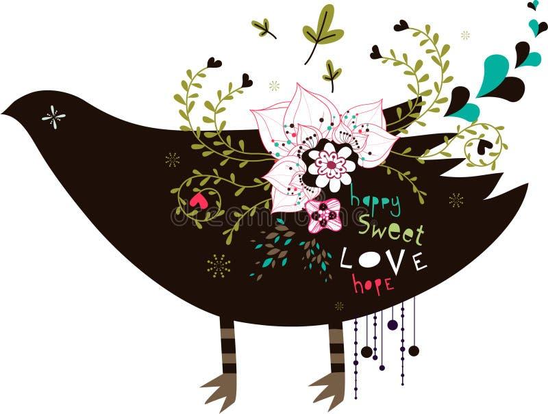 Greeting elements design vector illustration