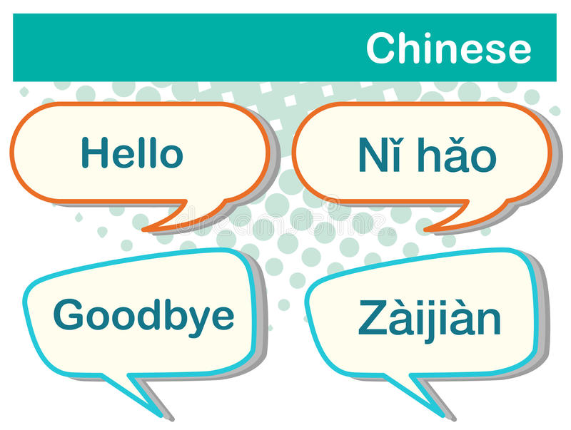 Greeting words in chinese language stock vector illustration of download greeting words in chinese language stock vector illustration of educational chatting 93685948 m4hsunfo
