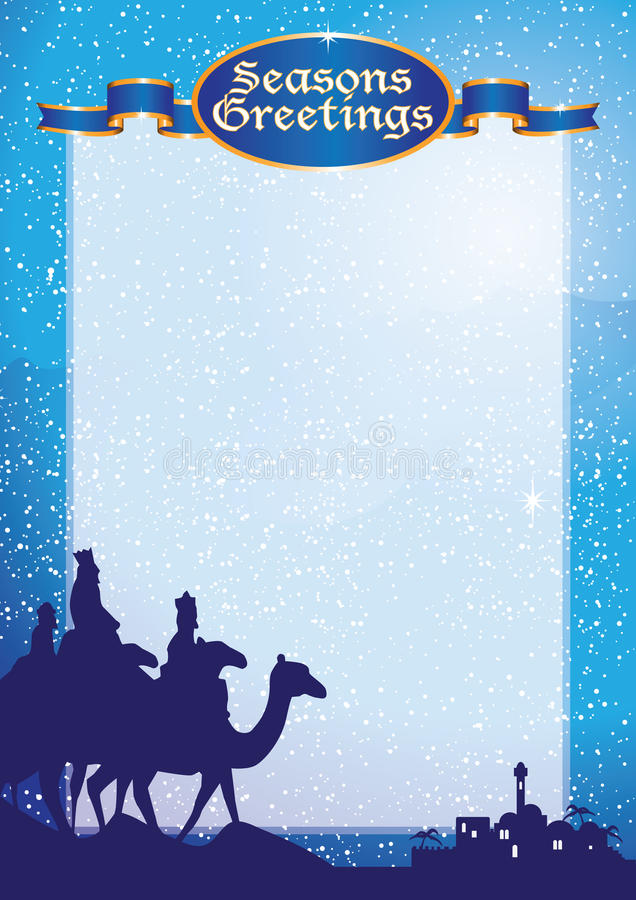 Download Greetings A3 Kings Stock Photos - Image: 12137913
