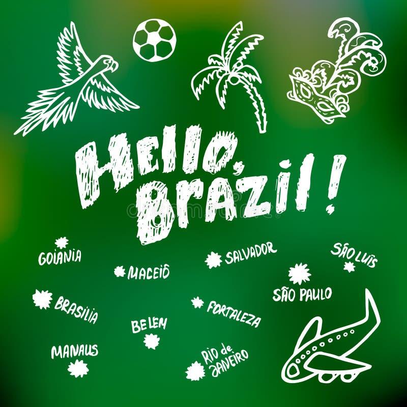 Greetings brazil card stock vector image 71876411 download greetings brazil card stock vector image 71876411 m4hsunfo