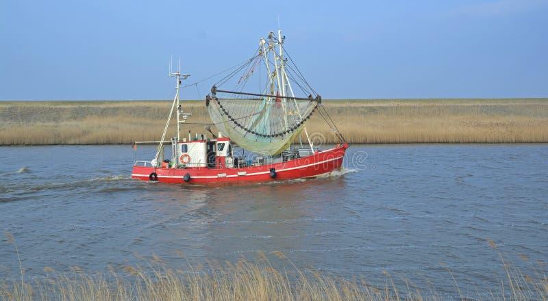 Greetsiel, East Frisia, North Sea, Germany royalty free stock images