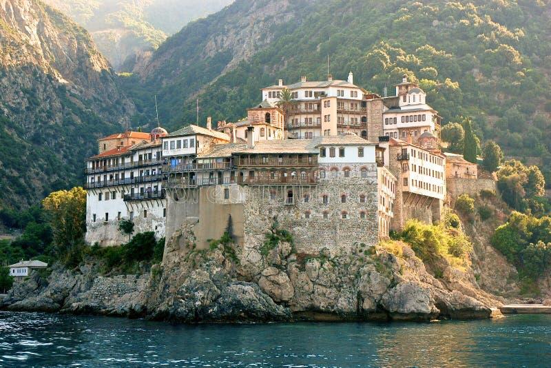 Gregoriat monaster fotografia royalty free