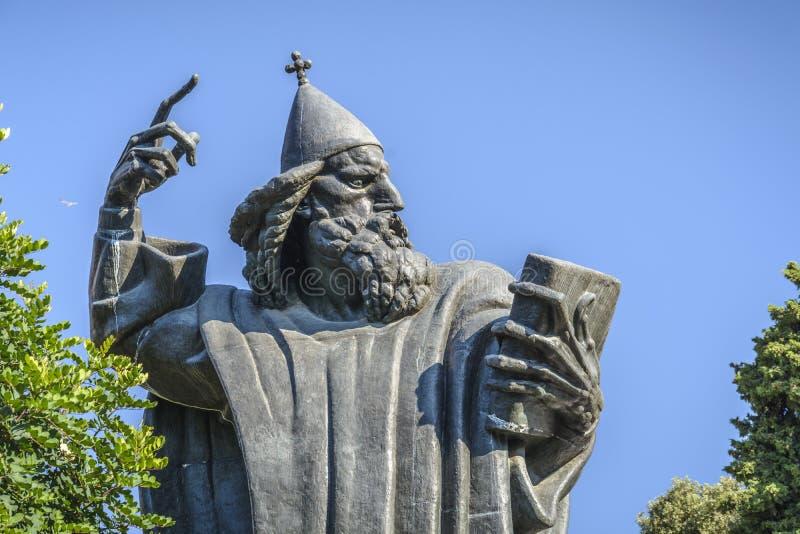 Gregory de Nin foto de archivo libre de regalías