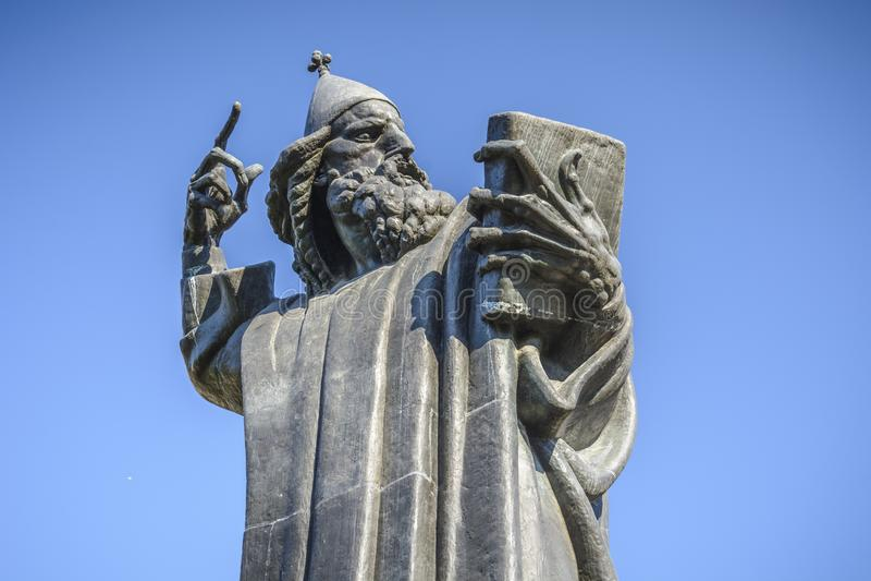 Gregory de Nin foto de archivo