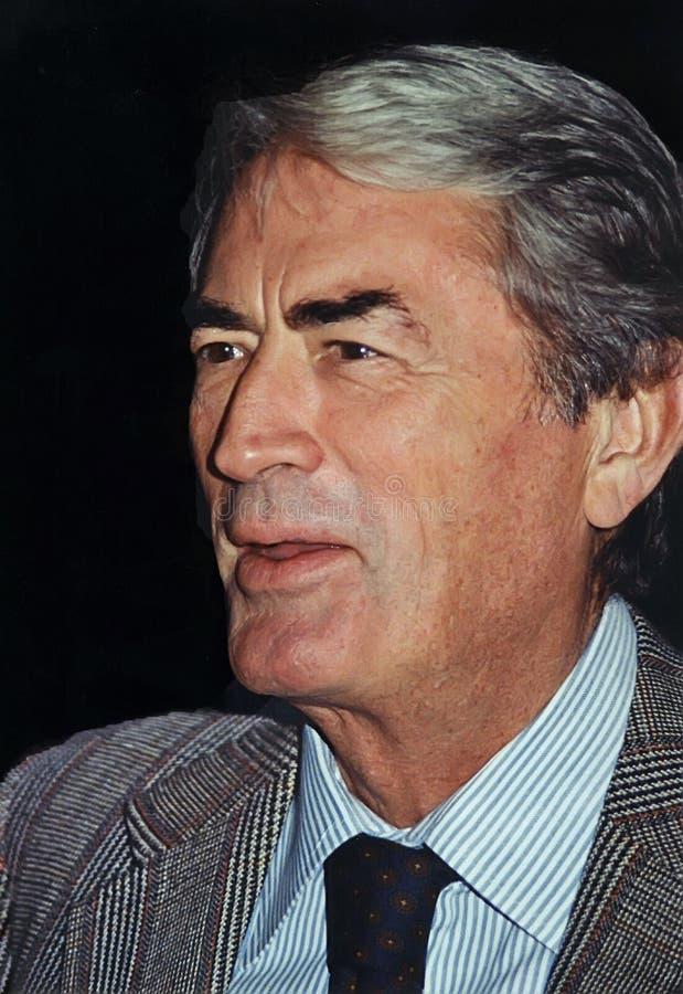 Gregory Peck stock photos
