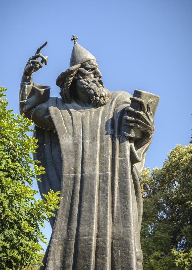 Gregory van Nin stock afbeelding