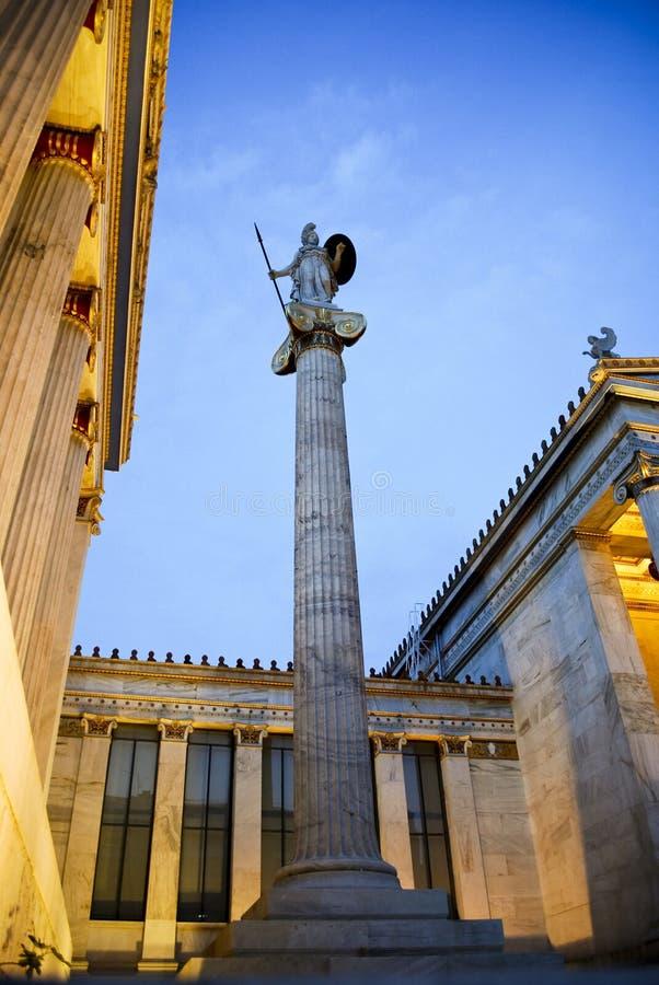 Gregos clássicos fotografia de stock royalty free