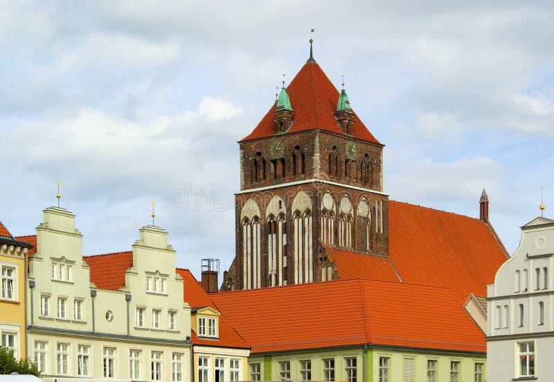 Greifswald 库存照片