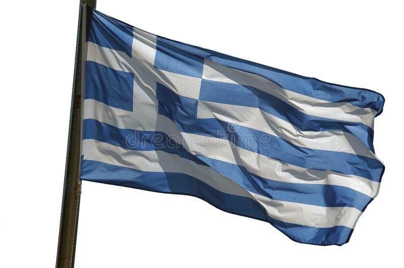 Download Grek bandery obraz stock. Obraz złożonej z podróż, europejczycy - 40387