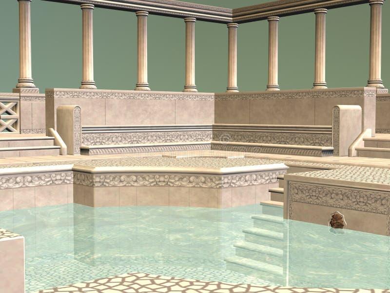 grek kąpielowy.