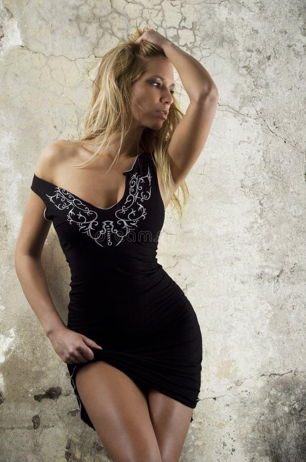 grekisk kvinna royaltyfri foto