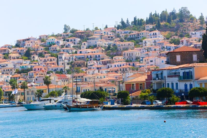 Grekland öar arkivfoto