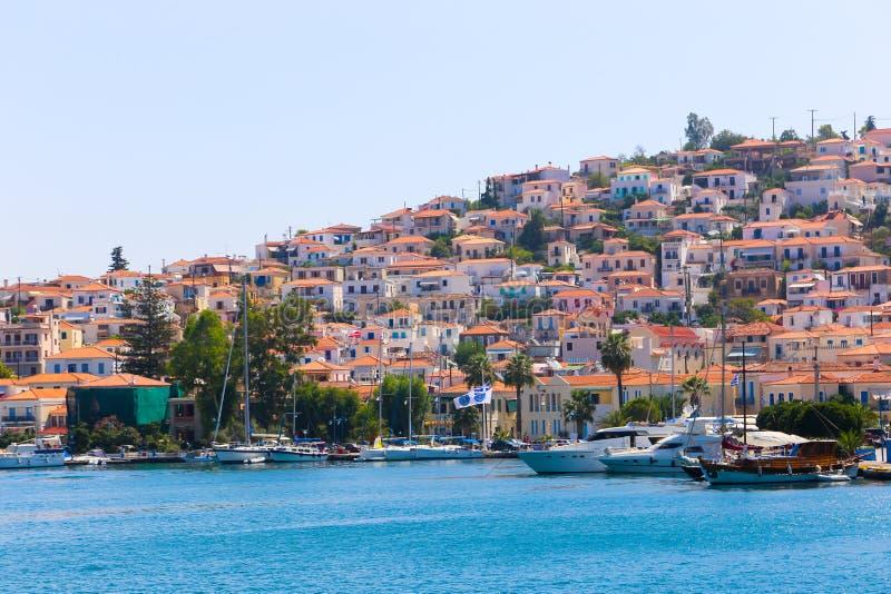 Grekland öar royaltyfri foto