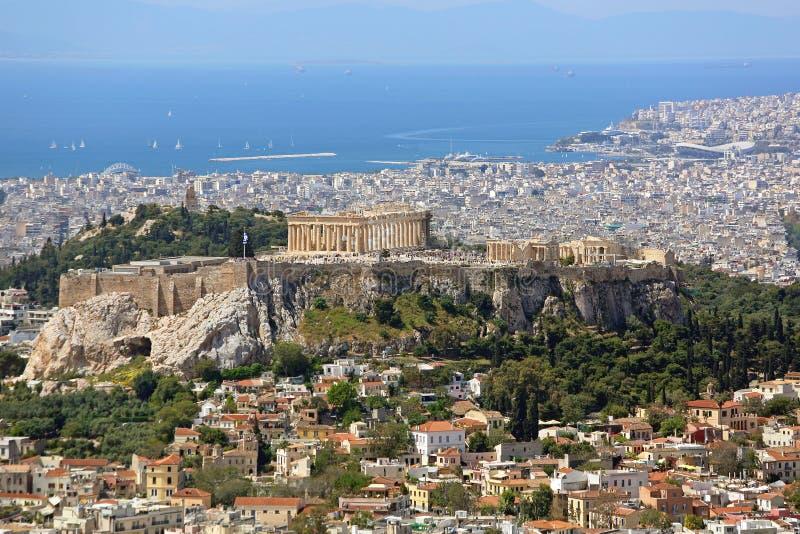 Grekland Aten royaltyfri foto