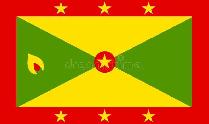 Download Grenada vector illustratie. Illustratie bestaande uit ontwerpen - 31329