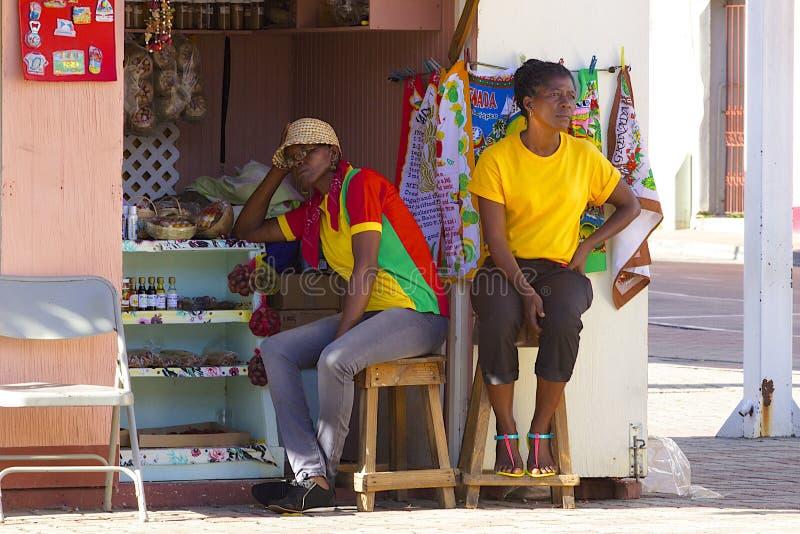 Grenada självständighetsdagen royaltyfri foto