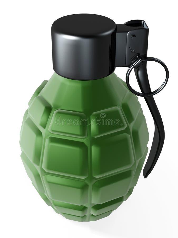 Grenade royalty free stock image