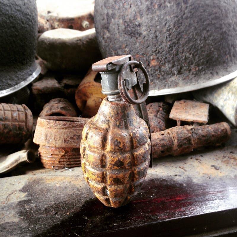 grenade fotos de stock royalty free