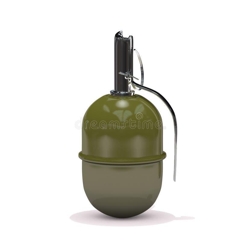 grenade ilustração royalty free