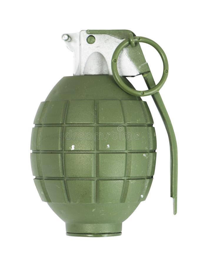 Grenades à main photographie stock libre de droits