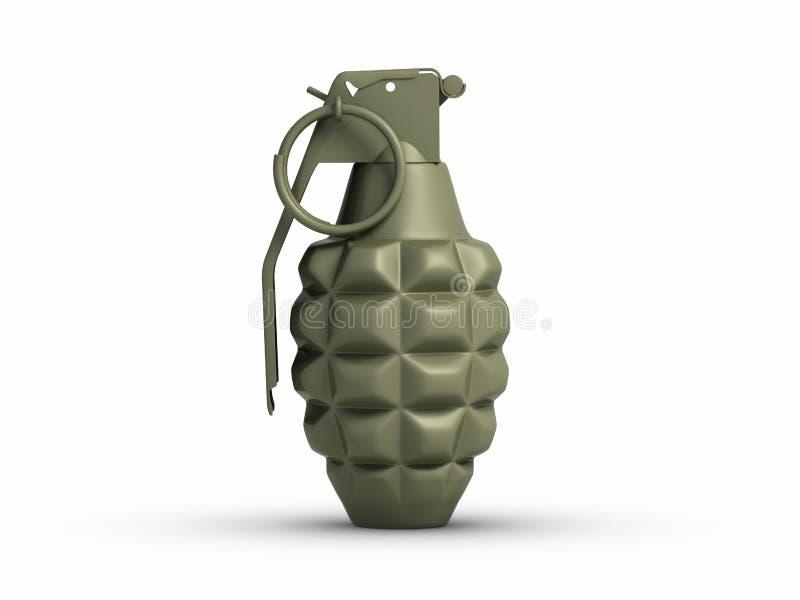 Grenades. illustration libre de droits
