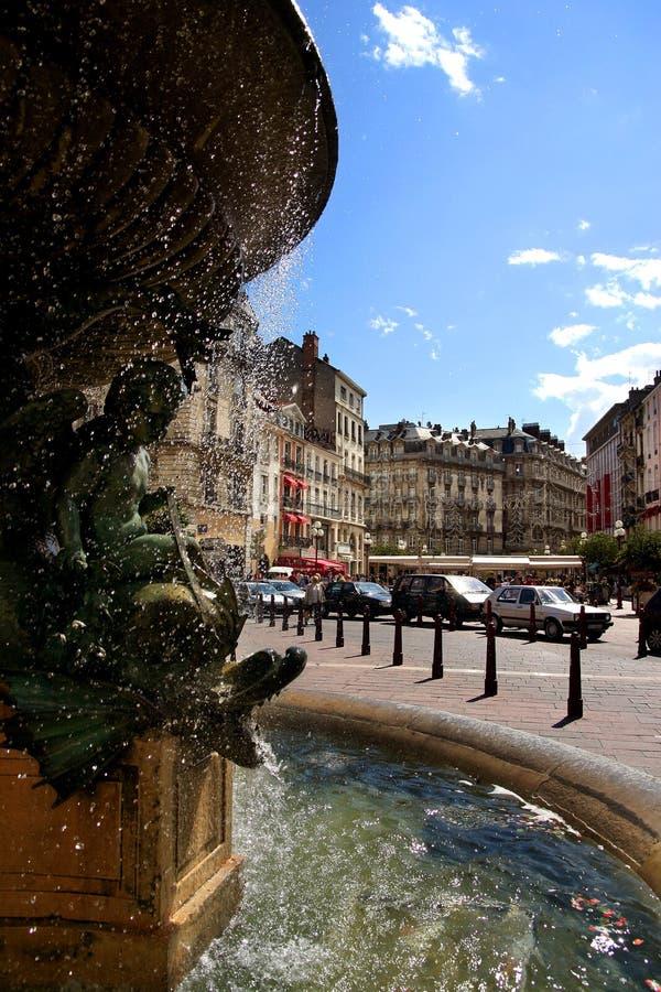 Grenoble royaltyfri fotografi