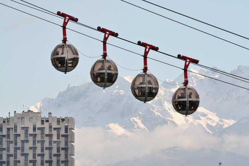 Grenoble photographie stock