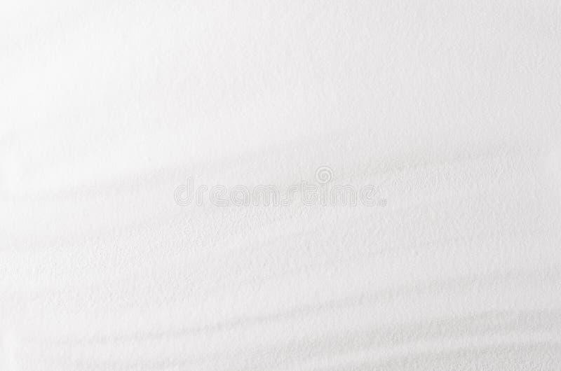 Grenu abstrait blanc avec le fond mou de vagues photos stock