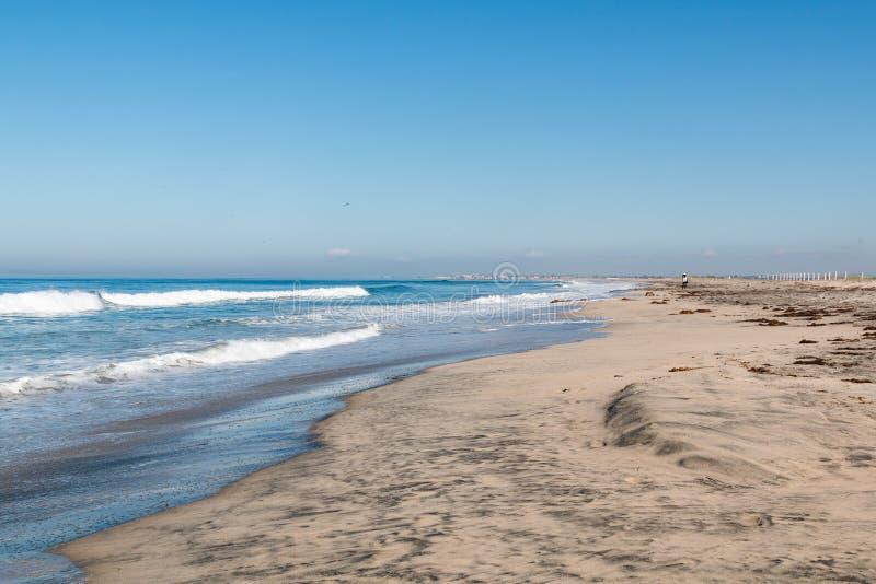 Grenzfeld-Nationalpark in San Diego, Kalifornien stockfotografie
