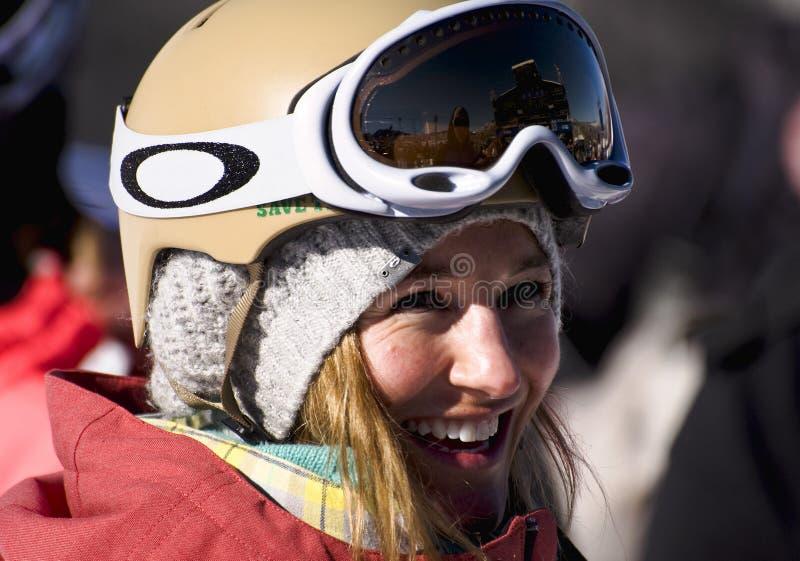 Download Gretchen Bleiler, ESPN Winter X-Games 2011 Editorial Image - Image: 23031230