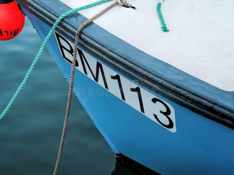 Gretel K - Lyme Regis Harbour arkivfoton