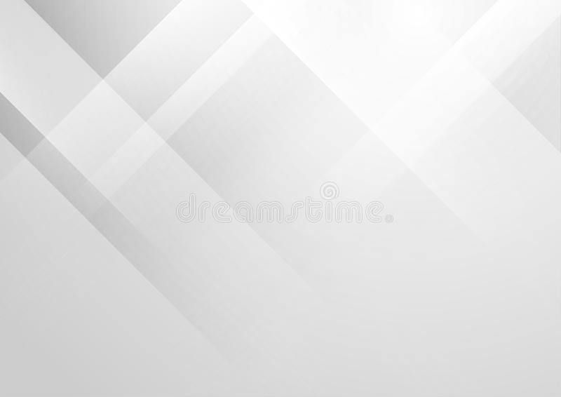 Grey abstract technology minimal background royalty free illustration
